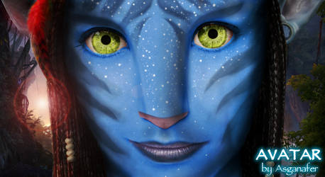 I want to be an Avatar by asganafer