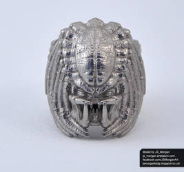 Predator ring A 001 by JS-Morgan