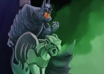 Batman by ParaSyBr
