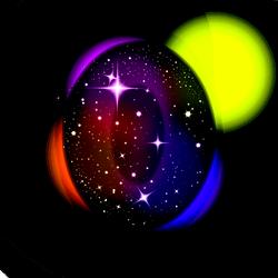 12 COLORS Galaxias Eye by UtauRueCross