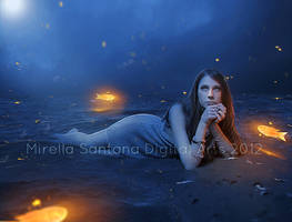 GOLDFISH IV by MirellaSantana