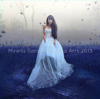 BLUE DREAMS by MirellaSantana