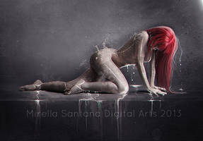 Forgotten Picture II by MirellaSantana