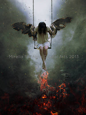NO SALVATION by MirellaSantana