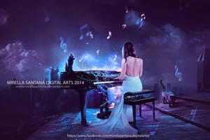 City of Music by MirellaSantana