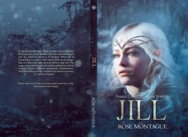 Book Cover - JILL by MirellaSantana