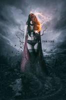 Book Cover - Wicked Deadly by MirellaSantana