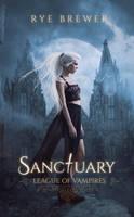 Book Cover II -  Sanctuary by MirellaSantana
