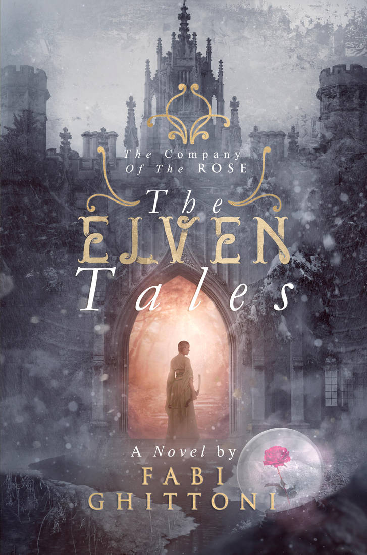 Book Cover - The Elven Tales by MirellaSantana