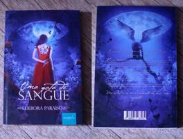 Book Cover - Uma Gota de Sangue printed by MirellaSantana