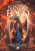 Book Cover I - Ninho de Fogo by MirellaSantana