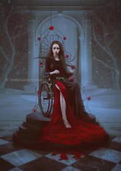 Reign of Roses by MirellaSantana