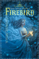 Book Cover II - Firebird by MirellaSantana