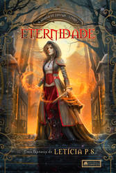 Book Cover I - Eternidade by MirellaSantana
