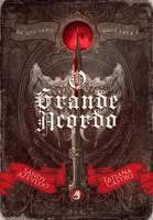 Book Cover - O grande acordo by MirellaSantana