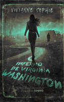 Book Cover - O Inferno de Virginia Washington by MirellaSantana