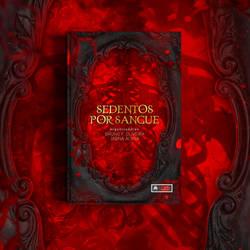 Book cover - Sedentos por sangue by MirellaSantana