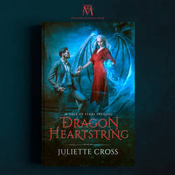 Book Cover - Dragon Heartstring by MirellaSantana