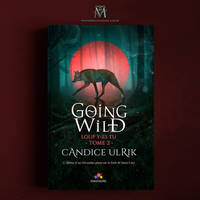 Book Cover II - Going Wild by MirellaSantana