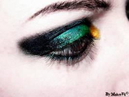 Eye Make-up by Makerva