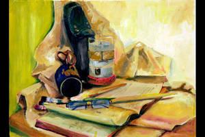 Psychological Still Life by LinkOni