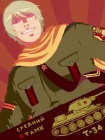APH: Tank goodness :D by PunPuniChu