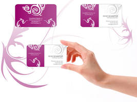Business Card by rusadrianewald