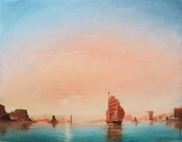 Morning Sail by Loo1Cool