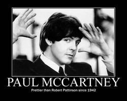 Prettier than Robert Pattinson by Belislythindor