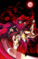 Specter of Torment by Mariolord07