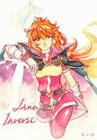 Lina by ZealAleph