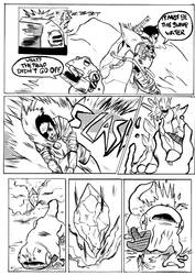 Swamp Hunter page 2 by SippingTea
