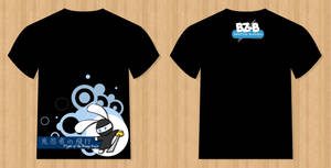 BZ-B Ninja T-Shirt by adrimarie