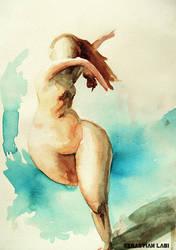 Woman by Pulki