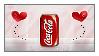 Stamp - Coca Cola by mitsukononame