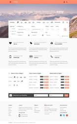 TraRent- Travelling,Renting,Hotel Booking Theme by azyrusmax