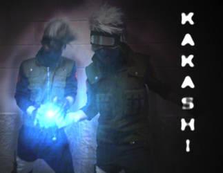 Kakashi by Aquamankilla