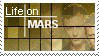 Life On Mars Stamp by virunee