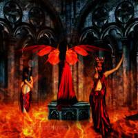 Elements - Fire by ArcanaArt