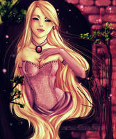 Rapunzel by Remembrance7