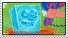 Spongebob Stamp 2 by hoshi-mizu