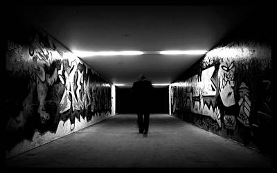 Tunnel by scorpioevil