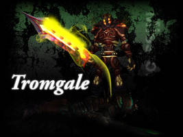 TROMGALE by scorpioevil