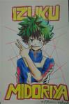Midoriya Izuku... The Hero! by JoaoRibeiro123