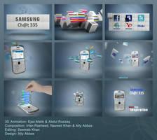 Samsung by allyabbas