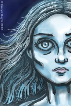 Josette's ghost by Emlynpb