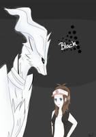Pokemon Black by vinnie-cha