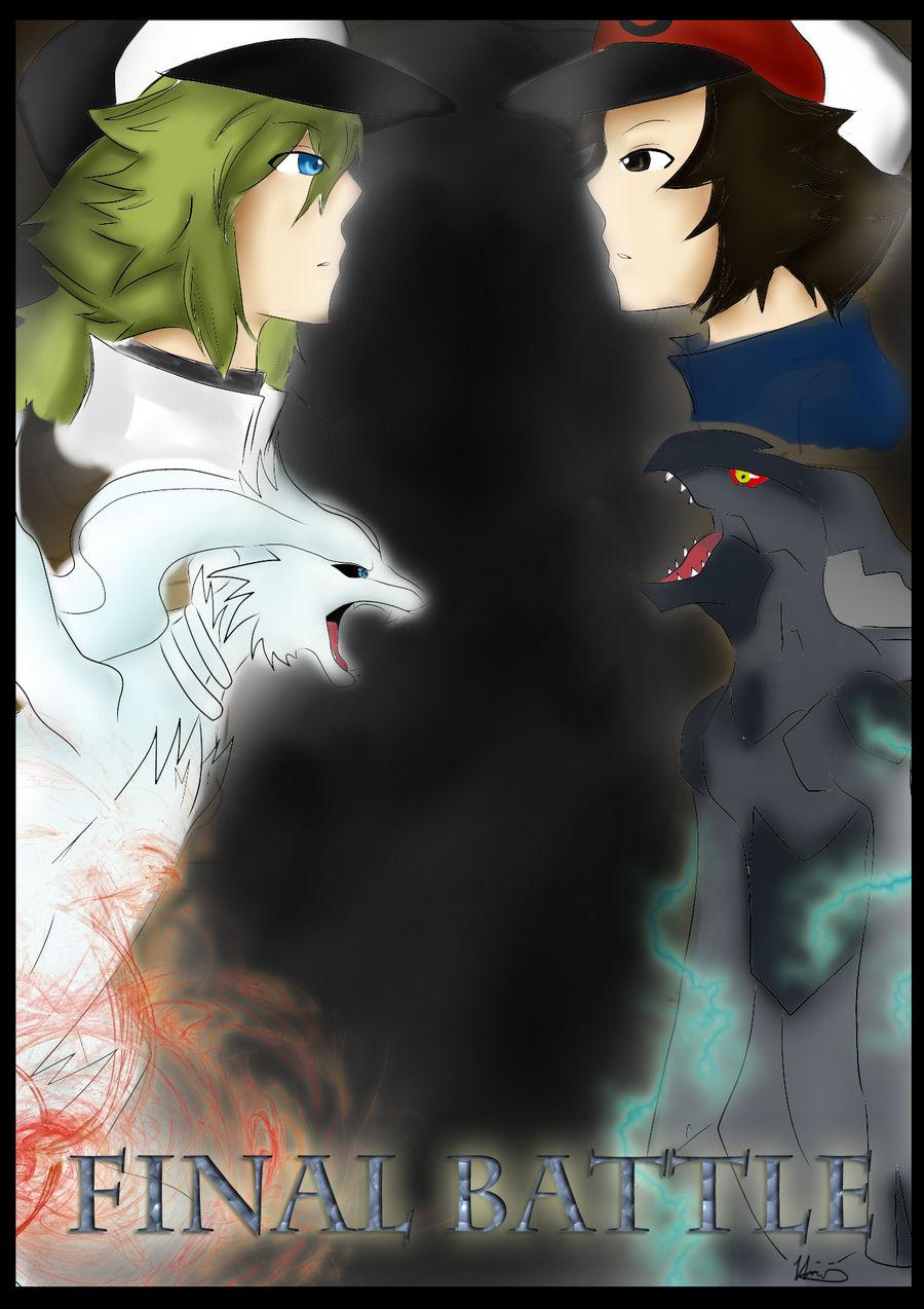 Pokemon B-W - Final Battle by vinnie-cha
