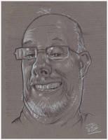 redjayrioting dad selfie pencils LG by jetdog-art