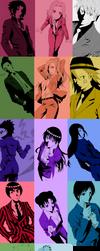 Naruto Mafia by Narusailor